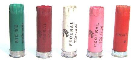 Reloading 12 Gauge Shotgun Shells for Clay Target Shooting